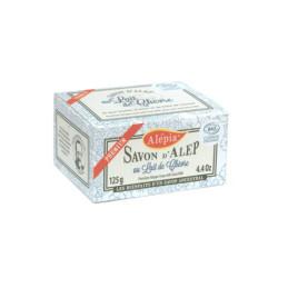 Savon d'Alep Premium BIO au lait de chèvre | 125g | Alepia