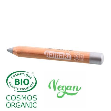 Crayons de maquillage pour enfants   Namaki   Argent