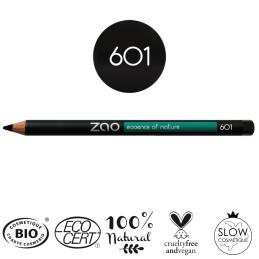 Crayons | Noir | Zao Makeup