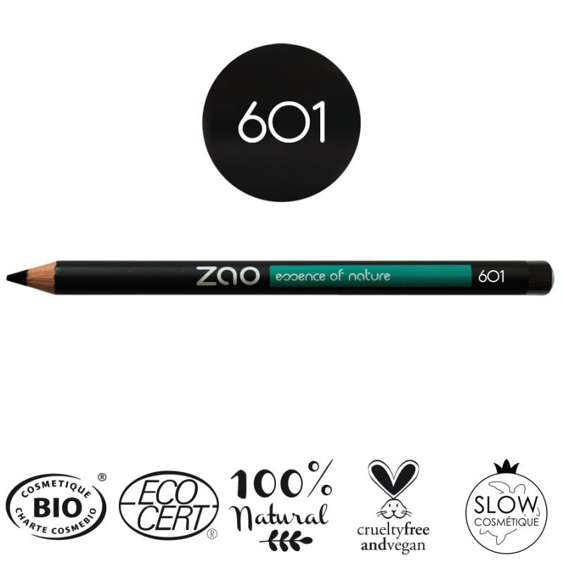 Crayons   Noir   Zao Makeup