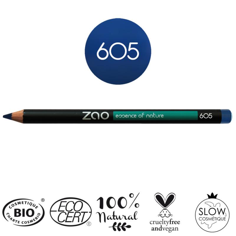 Crayons | Bleu nuit | Zao Makeup
