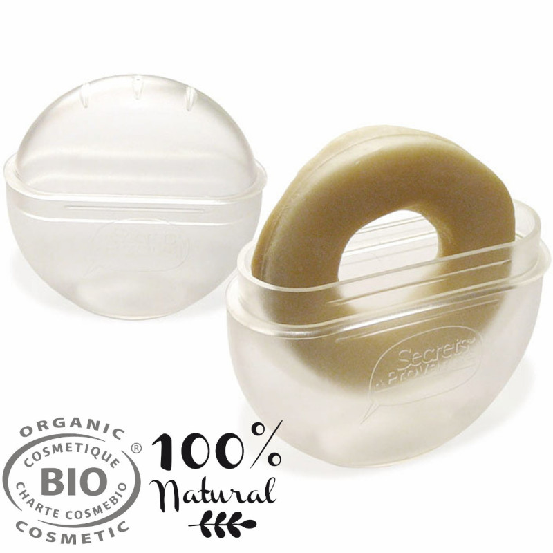 Ma boîte à shampoing solide Bio | Secrets de Provence
