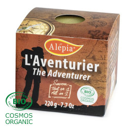 Savon d'Alep l'Aventurier | Alepia