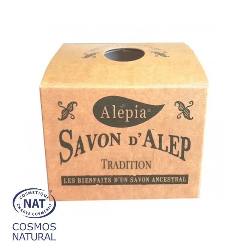 Savon d'Alep Authentique | 1% laurier | Alepia