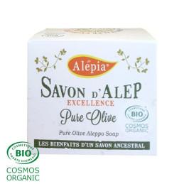 Alepia | Savon d'Alep Excellence Bio | 190g | Pure Olive